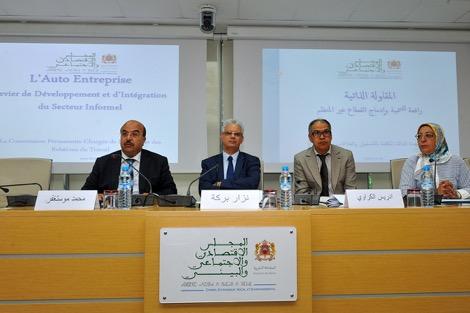 المجلس الاقتصادي يرمي بكرة الريف الملتهبة في ملعب بطالة الشبيبة