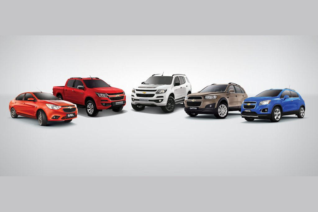 Own A Chevrolet For As Low As P 48k All In Downpayment Philippine