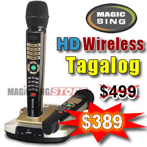 Magic Sing and Other Videoke Machines