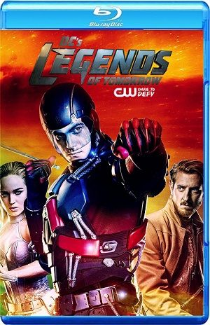 Legends of Tomorrow Season 2 Episode 12 HDTV 720p