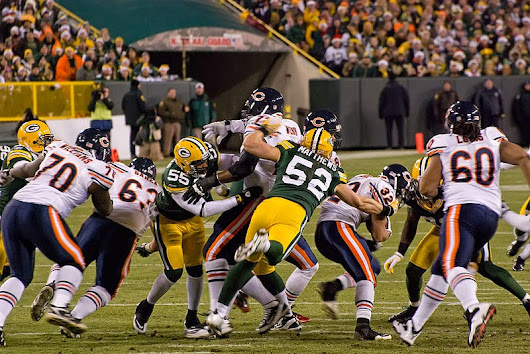 NFL Preview: The Green Bay Packers vs. The Chicago Bears