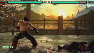 Tekken 6 cso PSP Rom