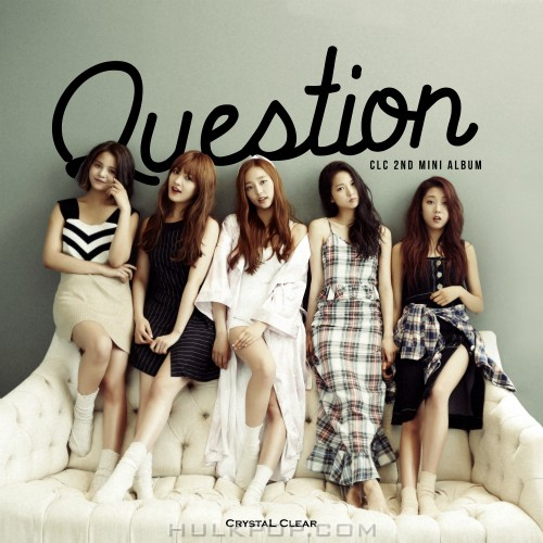 CLC – Question- EP (ITUNES PLUS AAC M4A)