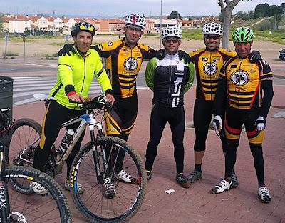Club MTB Aranjuez