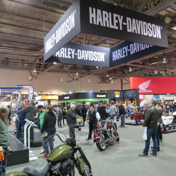 Honda Motorcycles Calgary >> The 2018 Calgary Motorcycle Show Belt Drive Betty S Blog