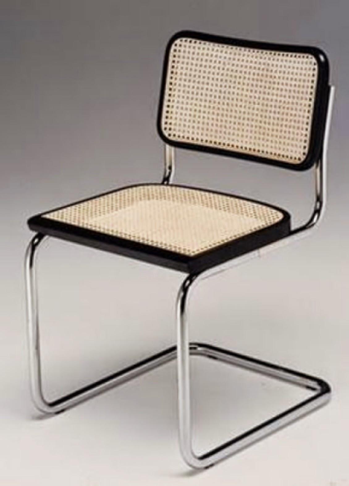 Marcel Breuer Chair Dolphin Massage Art History The Bauhaus