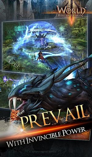 The World 3 Rise of Demon Apk