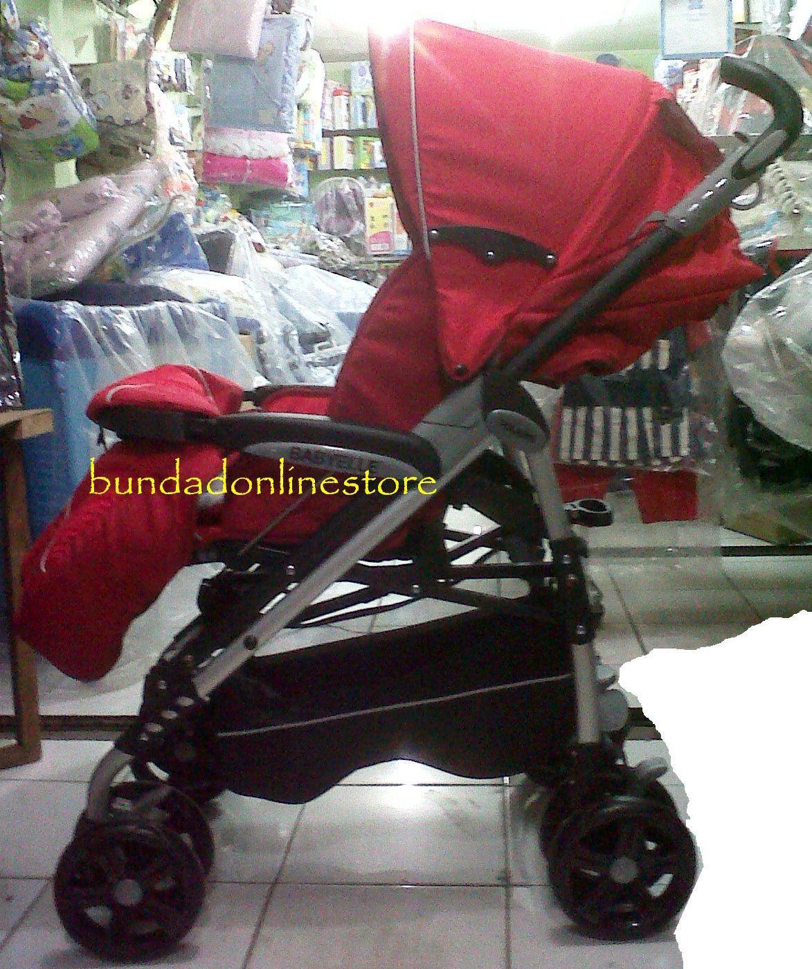 Bundadonlinestore Grow Baby Shop Stroller Baby Elle Polaris