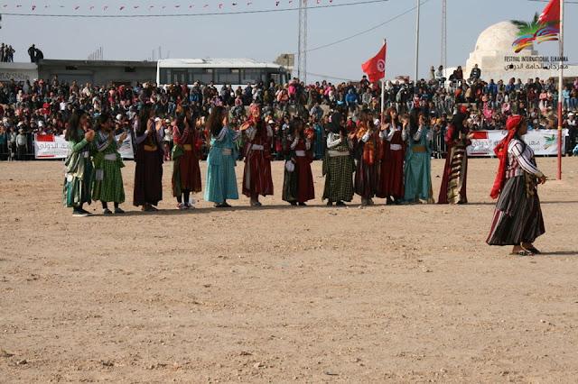 افتتاح مهرجان الحامة الدولي