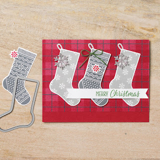 Stampin' Up! Hang Your Stocking -- 25% Off in November 2016