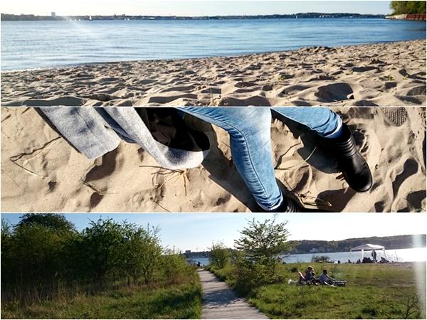 Josie´s little Wonderland - Sunny Sunday #89 - wochenrückblick, weekreview, kolumne, strand, kiel, sailing city, beach, dietrichsdorf
