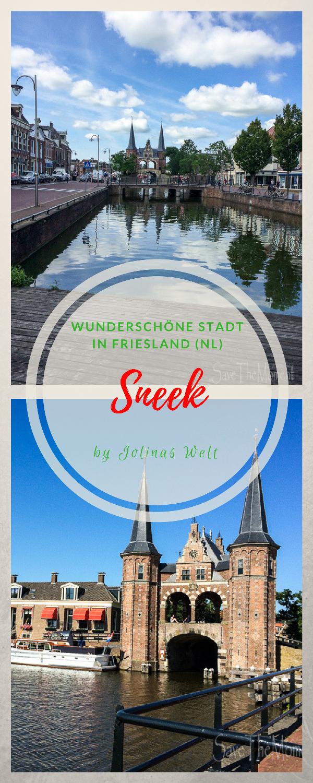 Jolinas Welt: Sneek, sehenswerte Stadt in Friesland (Niederlande)