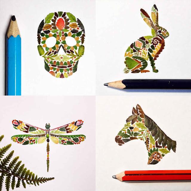 رسومات للطبيعة