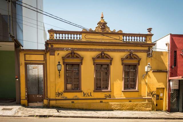 Antiga casa de banhos
