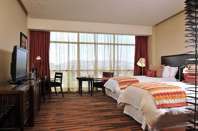 Quarto do Hotel Dreams Araucania em Temuco