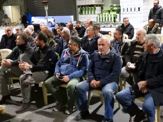 Παραγωγοί της Αργολίδας ενημερώθηκαν για τον τρόπο καλλιέργειας βιολογικών εσπεριδοειδών