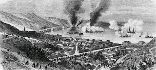 Valparaiso during California Gold Rush