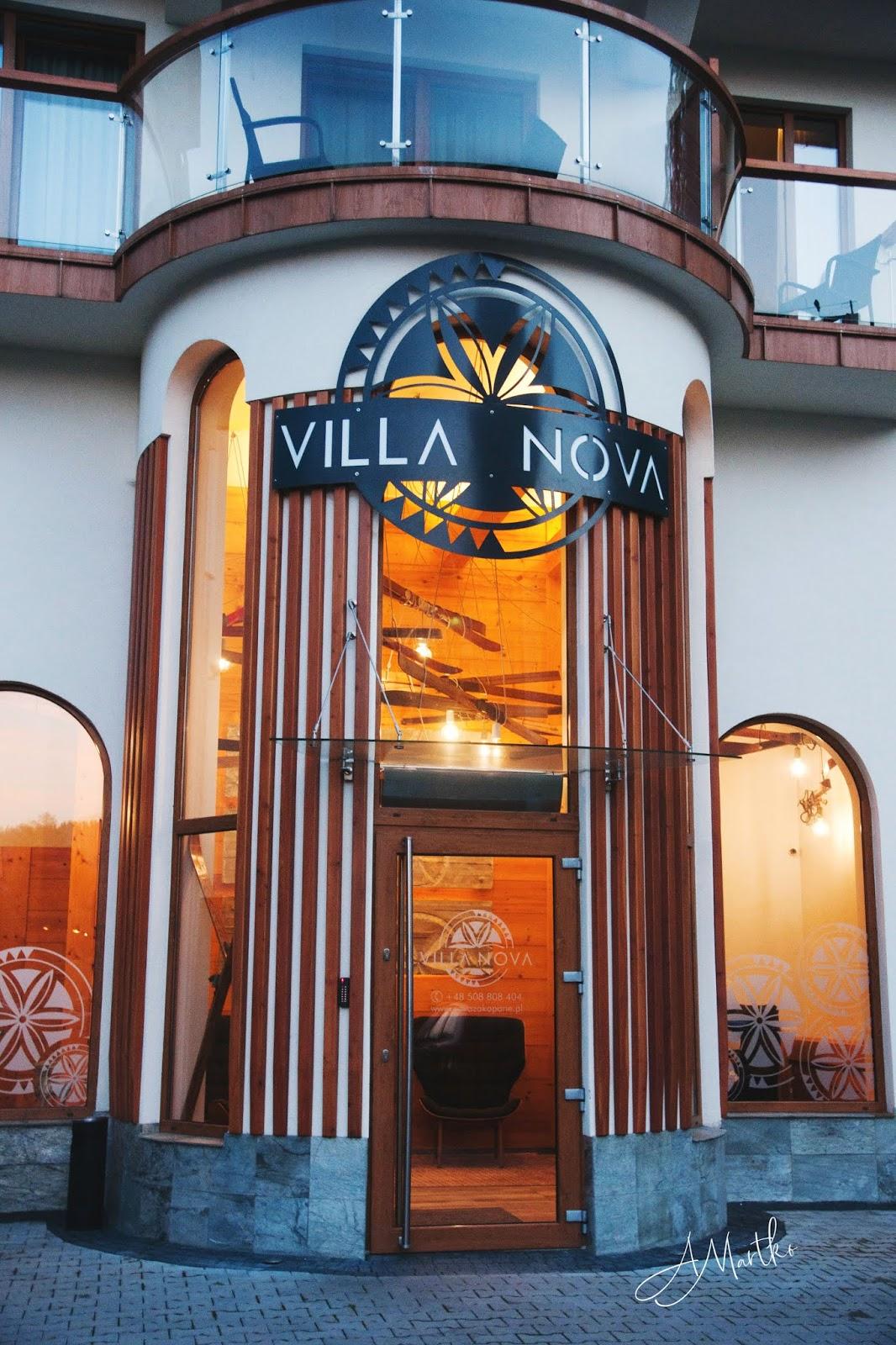 hotel villa nova zakopane