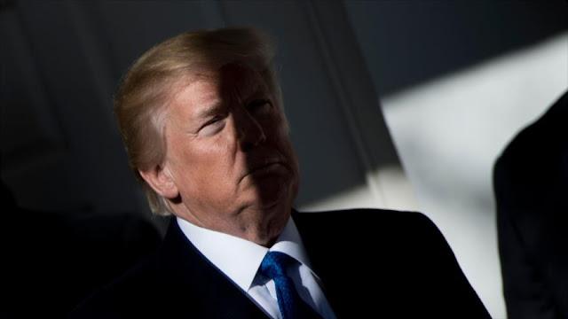 Trump tira por la borda la 'imagen' de liderazgo de EEUU en mundo