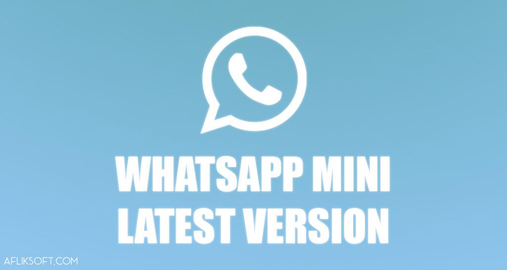 WhatsApp Mini