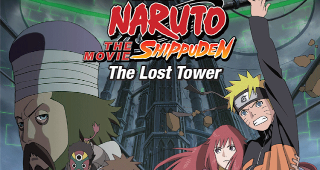 Download Naruto Shippuden Movie 4 Subtitle Indonesia