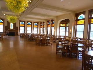 montezuma hotel dining room