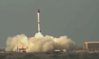 Pakistan tests 2,200-km range surface-to-surface missile