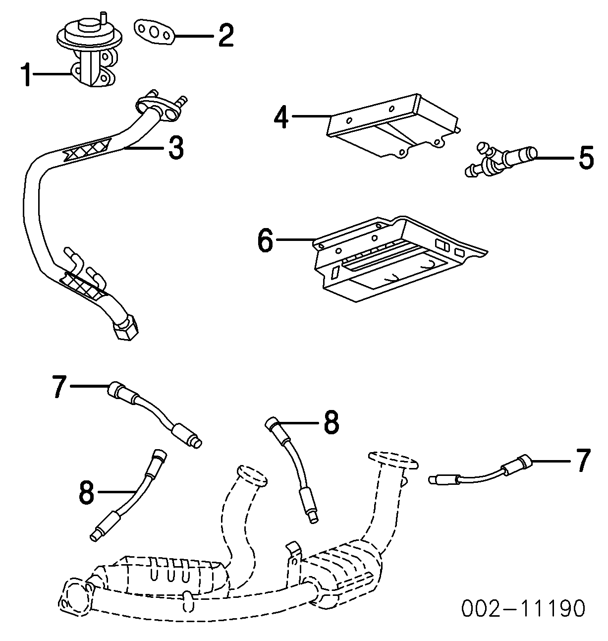 Ford Taurus Emission System
