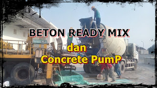 Harga Ready mix Beton Cor