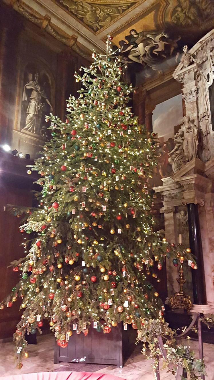 Dickensian Christmas at Chatsworth House
