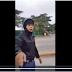 WATCH: Mayaman na driver ng SUV, nag cut sa pulis at muntik pang sagasaan