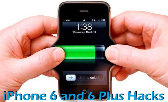 iPhone 6 and 6 Plus Hacks You Absolutely Must Know