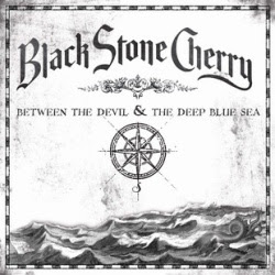 Black Stone Cherry – Between the Devil and the deep blue - Cover