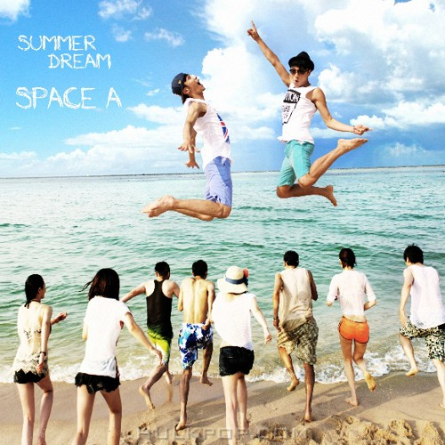 Space A – Summer Dream – Single
