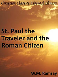 St. Paul the traveler and the Roman citizen by William Mitchell Ramsay PDF Book Download