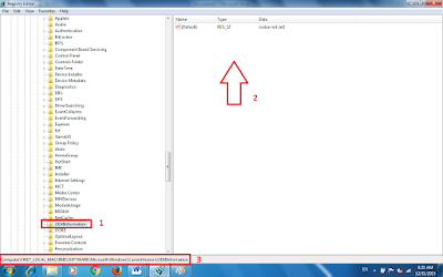 Cara Membuat Logo di System Properties Windows 7
