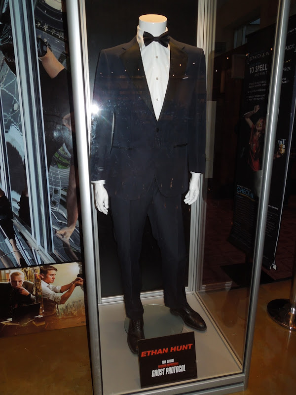 Tom Cruise Ghost Protocol movie costume