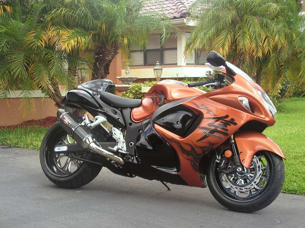 superb bikez: 2011 honda hayabusa turbo images