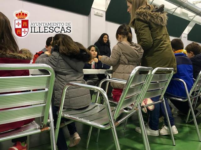 Actividad Illescas con los niños seguridad vial, IMAGEN COMUNICACIÓN ILLESCAS