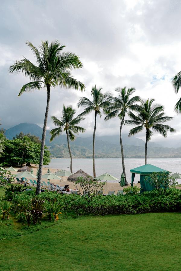 St. Regis, Princeville, Kauai