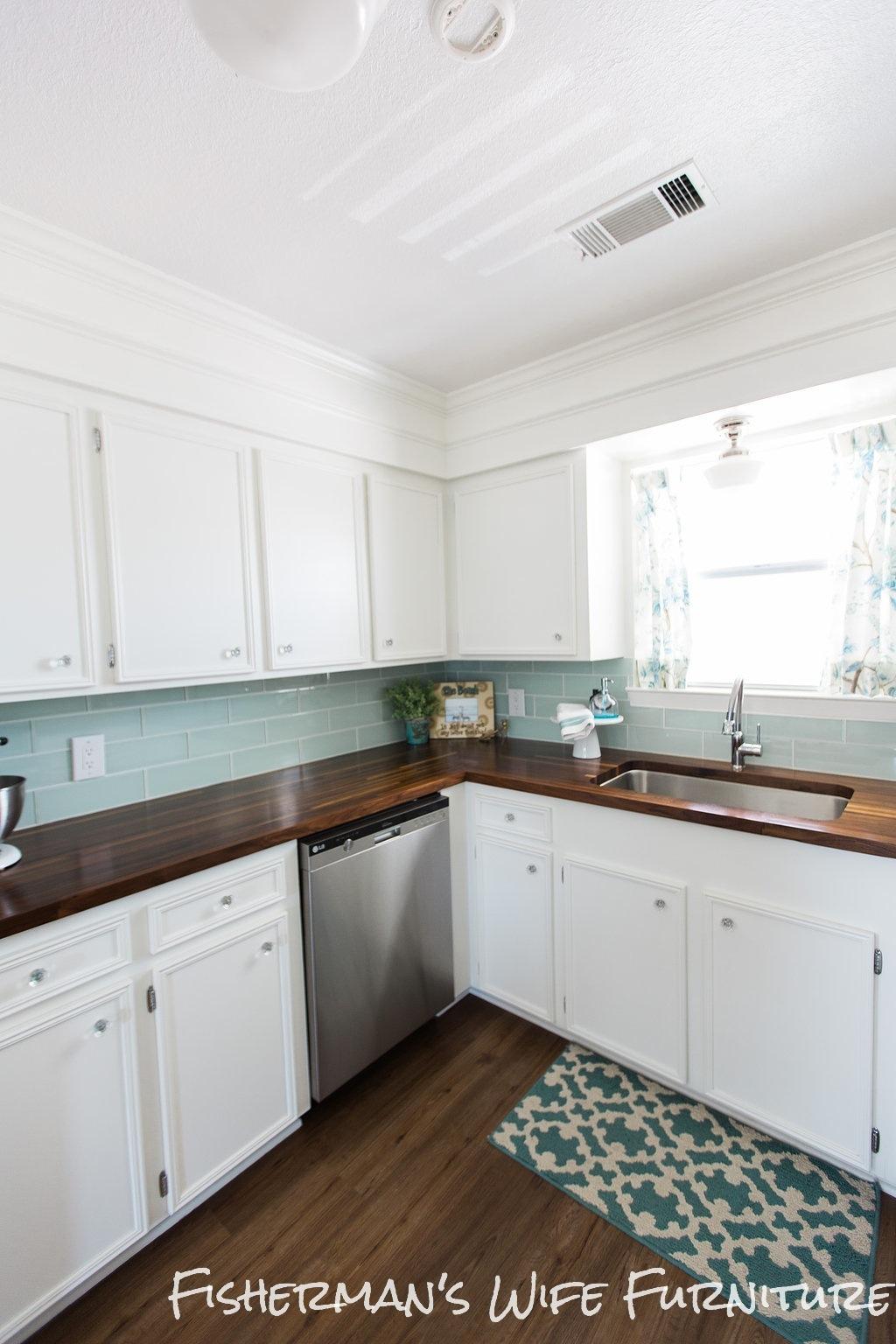 diy butcher block countertops wood countertops kitchen