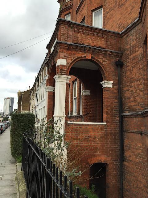 Sinclair Mansions, London W12