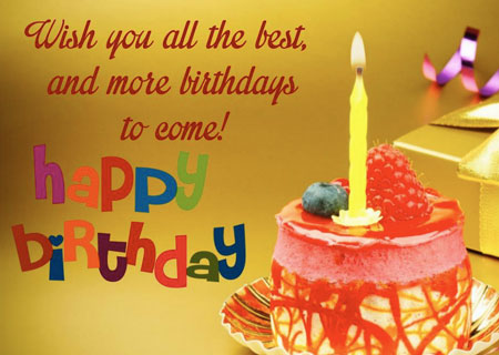 Happy Birthday Wishes | Quotes | Messages and Images from a Girl