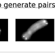 Modelisation of overlapping pairs of chromosomes: a dataset containing more than 200 000 pairs of images in png format.