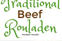 Traditional Beef Rouladen Recipe