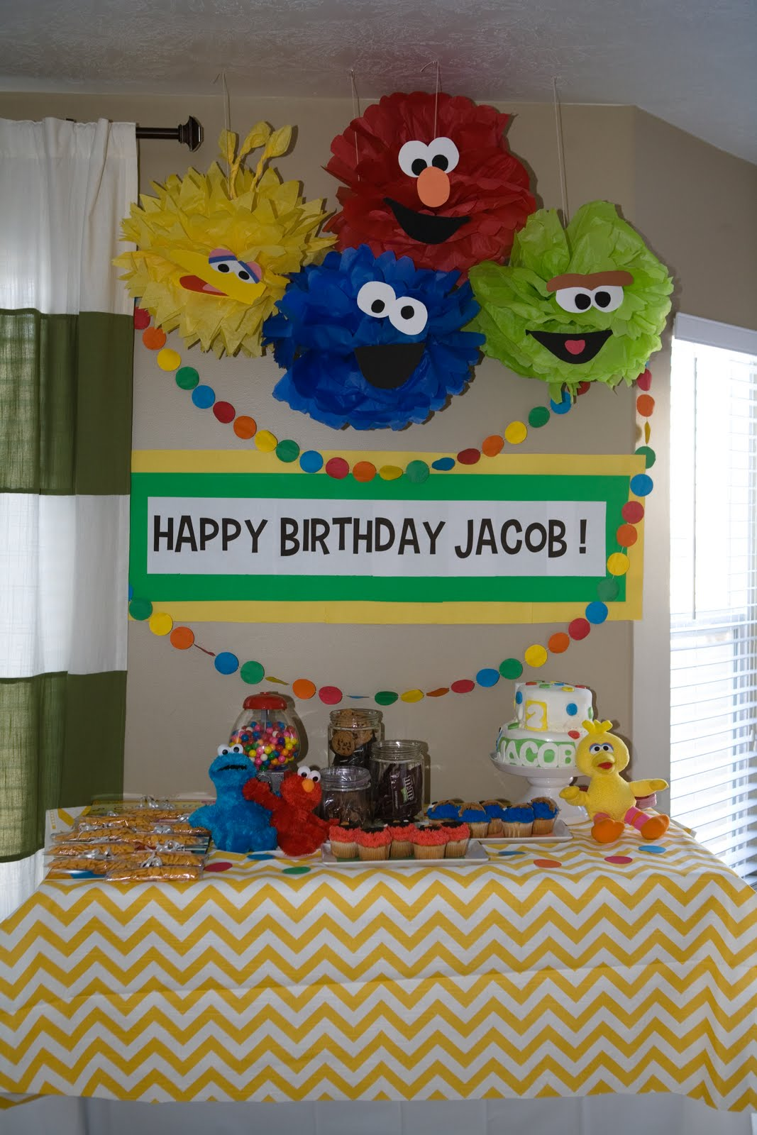 Williams Family Happy Birthday Jacob