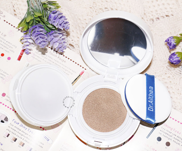 Dr Althea Luminous Venus Cushion SPF 50 review