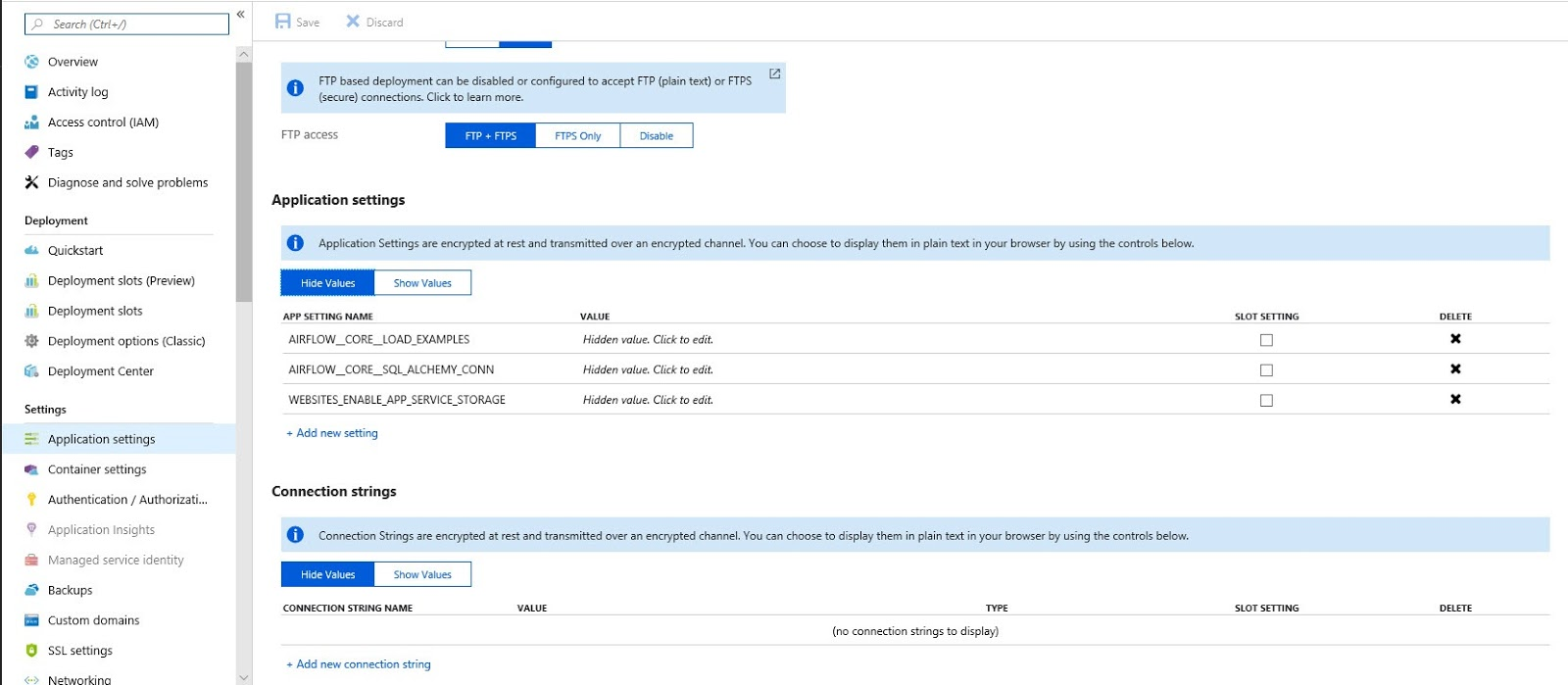 Deploying Apache Airflow in Azure to build and run data pipelines