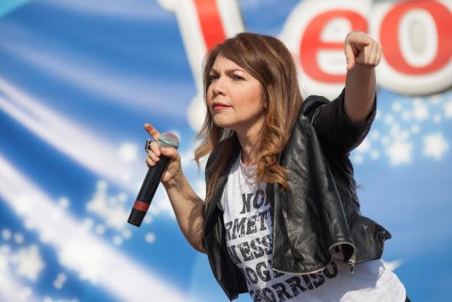 Cristina D'Avena a Leolandia