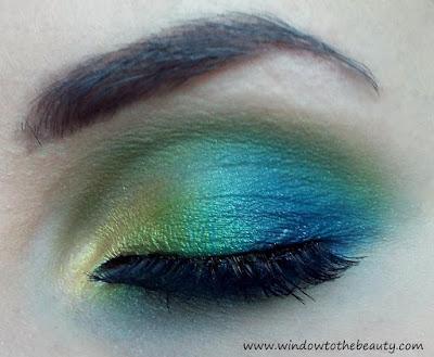 lime makeup